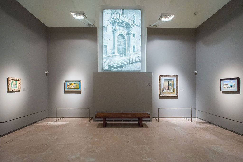 De Chirico a Ferrara. Metafisica e Avanguardie @ Palazzo Diamanti // Ferrara