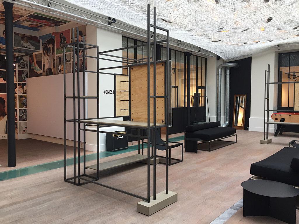 Uffici Converse // Parigi