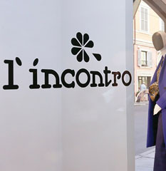 Boutique L'Incontro // Modena